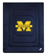 Michigan U Wolverines Locker Room Comforter