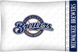 Milwaukee Brewers Micro Fiber Pillow Case