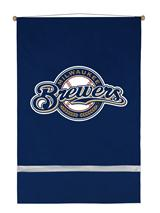 Milwaukee Brewers MVP Wallhanging