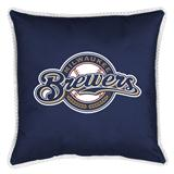 Milwaukee Brewers Sidelines Decorative Pillow