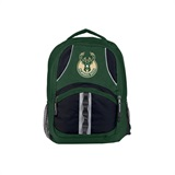 "Milwaukee Bucks NBA ""Captain"" Backpack"