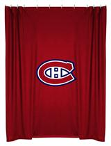 Montreal Canadiens  Shower Curtain