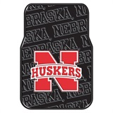 Nebraska Car Floor Mat Set