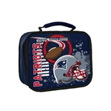 "New England Patriots NFL ""Accelerator"" Lunch Cooler"