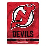 "New Jersey Devils NHL ""Breakaway"" Micro Throw"