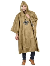 New Orleans Saints NFL Deluxe Poncho