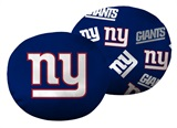 "New York Giants NFL ""Cloud"" 11 inch Pillow"