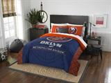"New York Islanders NHL ""Draft"" Full/Queen Comforter Set"