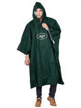 New York Jets NFL Deluxe Poncho