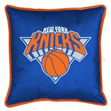 New York Knicks Sidelines Toss Pillow