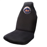 New York Mets MLB Car Seat Cover