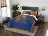 "New York Mets MLB ""Grand Slam"" FullQueen Comforter Set"