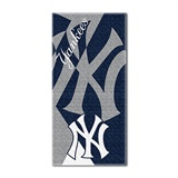 "New York Yankees MLB ""Puzzle"" Beach Towel"