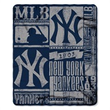 "New York Yankees MLB ""Strength"" Fleece Throw"