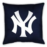 New York Yankees Sidelines Decorative Pillow