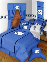 North Carolina Tar Heels MVP Bed In A Bag