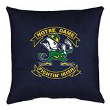 Notre Dame Fighting Irish Locker Room Decorative Pillow