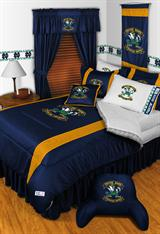 Notre Dame Fighting Irish Sidelines Bed In A Bag