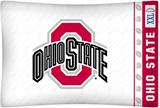 Ohio St Buckeyes Micro Fiber Pillow Case