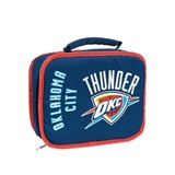 "Oklahoma Thunder NBA ""Sacked"" Lunch Cooler"
