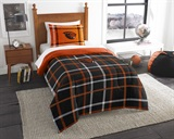 Oregon State Twin Comforter & Sham Set