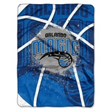 "Orlando Magic NBA ""Shadow Play"" Raschel Throw"