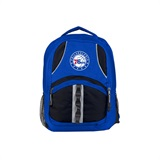"Philadelphia 76ers NBA ""Captain"" Backpack"