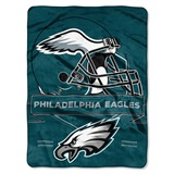 "Philadelphia Eagles NFL ""Prestige"" Raschel Throw"