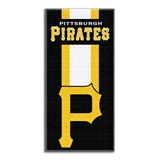 "Pittsburgh Pirates MLB ""Zone Read"" Beach Towel"