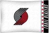 Portland Trailblazers Micro Fiber Pillow Case Logo