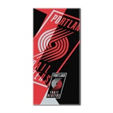 "Portland Trailblazers NBA ""Puzzle"" Oversized Beach Towel"