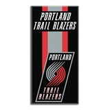"Portland Trailblazers NBA ""Zone Read""  Beach Towel"