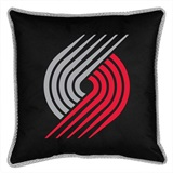 Portland Trailblazers Sidelines Toss Pillow