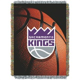 "Sacramento Kings NBA ""Photo Real"" Woven Tapestry Throw"