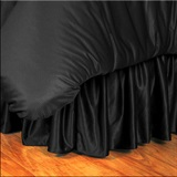 San Antonio Spurs Bedskirt Twin
