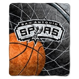 "San Antonio Spurs  NBA ""Reflect"" Sherpa Throw"