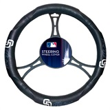 San Diego Padres MLB Car Steering Wheel Cover