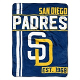 "San Diego Padres MLB ""Walk Off"" Micro Raschel Throw"