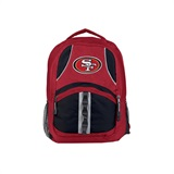 "San Francisco 49ers  NFL ""Captain"" Backpack"