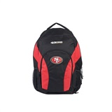 "San Francisco 49ers NFL ""Draft Day"" Backpack"