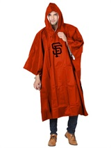 San Francisco Giants MLB Deluxe Poncho