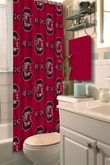South Carolina Gamecocks NCAA Shower Curtain