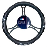 Tampa Bay Rays MLB Car Steering Wheel Cover