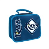 "Tampa Bay Rays MLB ""Sacked"" Lunch Cooler"
