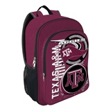"Texas A & M Aggies NCAA ""Accelerator"" Backpack"