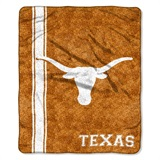 "Texas Longhorns NCAA ""Jersey"" Sherpa Throw"