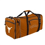 "Texas Longhorns NCAA ""Steal"" Duffel"
