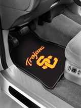 USC Car Floor Mat Set