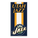 "Utah Jazz NBA ""Zone Read""  Beach Towel"