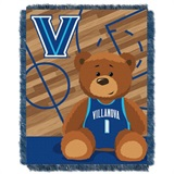 "Villanova  Wildcats NCAA ""Fullback"" Baby Woven Jacquard Throw"